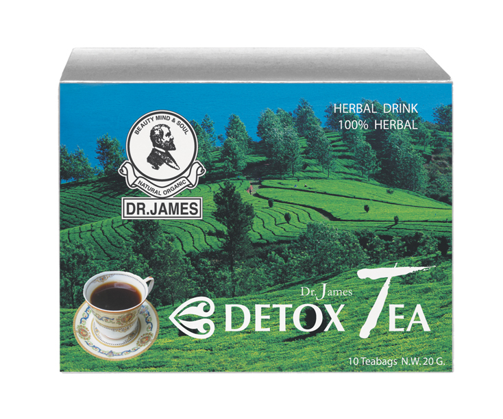 * No Stock * M13 DR.JAMES DETOX TEA 10g.