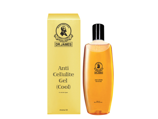 ***Out Of Stock*** B10* DR.JAMES ANTI-CELLULITE GEL 200มิลลิลิตร