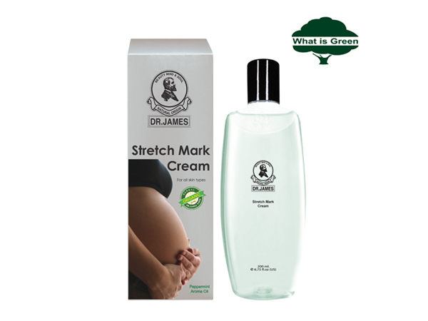 B21 DR.JAMES STRETCH MARK CREAM 200 ml.