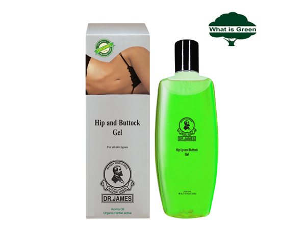 B23 DR.JAMES HIP UP AND BUTTOCK GEL  200ml.