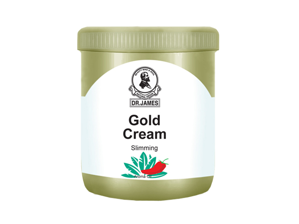 ***Out Of Stock*** B9*DR.JAMES GOLD CREAM  250g.