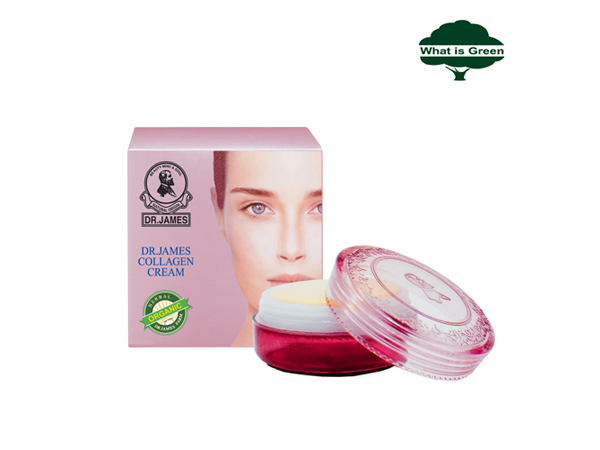 C15 DR.JAMES COLLAGEN CREAM 4g.