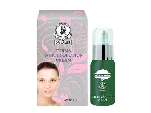 ***OUT OF STOCK***C20* DR.JAMES WHITE SOLUTION CREAM  40ml.