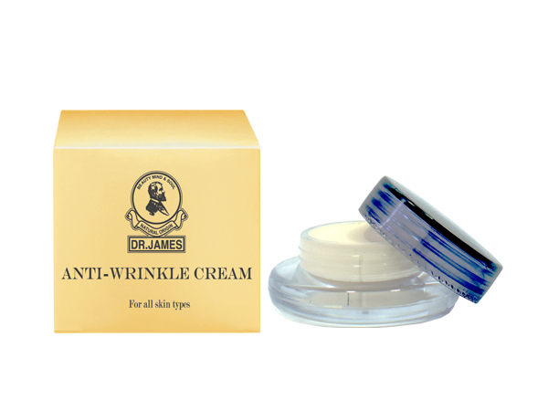 ***Out Of Stock*** C5 DR. JAMES ANTI - WRINKLE CREAM 5.50 g