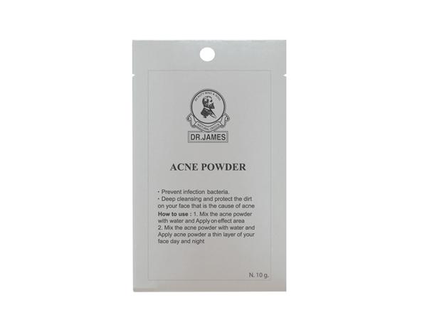 M41* DR. JAME ACNE POWEDER ( 10 g.)