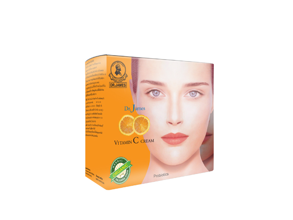 ***Out Of Stock***C17 DR.JAMES VITAMIN-C CREAM 4g