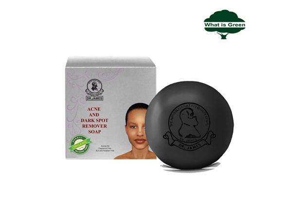 ***OUT OF STOCK***S27* DR.JAMES ACNE AND DARK SPOT REMOVER SOAP 80g.