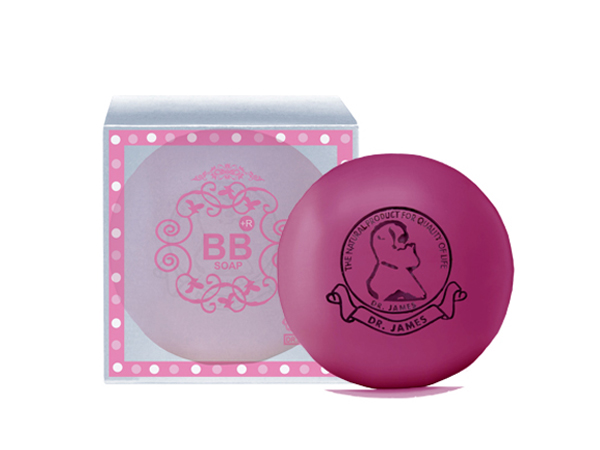 ***Out Of Stock*** S35* DR.JAMES BB SOAP  80g